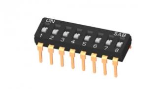 IC Type DIP Switch: DI Series