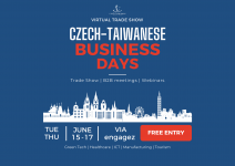 BIWIN (Sab switches) is participating in Czech-Taiwanese Business Days!