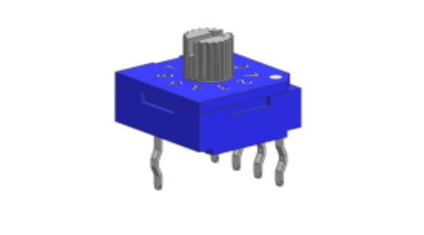 Rotary Coded Switch