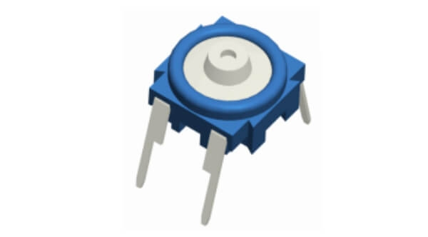 Subminiature Tact switch (BLUE color)