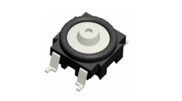 Subminiature Tact switch SMD type (BLACK color) for with cap
