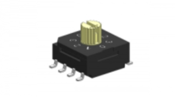 Rotary Selector Switch : Washable Meet IP 67