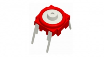 Subminiature Tact Switch (RED)